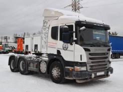 Scania P400. Седельный тягач 2013 г/в, 12 740куб. см., 6x4
