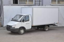 ГАЗ 3302. Автофургон 4м изотермический 17м3 на шасси ГАЗель 3302 Бизнес Эвотек, 2 700куб. см., 1 500кг., 4x2