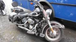 Harley-Davidson Heritage Softail Classic FLSTC, 2003