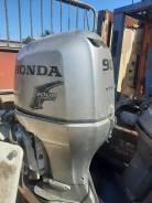 Мотор Honda BF90D efi 2014 б/п _280т. р. L