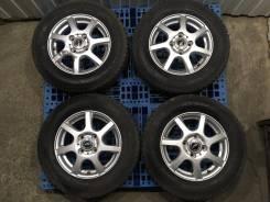 "№3707 Комплект зимних колес из Японии [Baikalwheels]. 4.0x13"" 4x100.00 ET42"