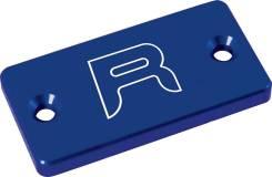 Крышка переднего тормозного бачка синяя YZF250 07-17