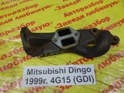 Трубка системы рециркуляции (eg) Mitsubishi Dingo Mitsubishi Dingo 1999