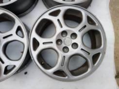 Литые диски Subaru Blitzen R17 дизайн Porsche