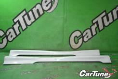 Накладка на порог. Toyota Celica, ST202, ST202C, ST203, ST204, ST205 Toyota Curren, ST206, ST207, ST208 3SGE, 3SGEL, 3SGELC, 3SGELU