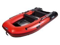 Моторная лодка ПВХ Gladiator HD430AL повышенной мореходности
