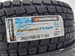 Hankook DynaPro i*cept RW08. зимние, без шипов, 2017 год, новый