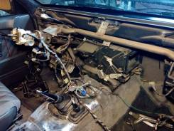 Замена ремонт радиаторов отопителя салона