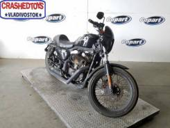 Harley-Davidson Sportster 1200 Nightster XL1200N 44914, 2011