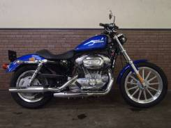 Harley-Davidson XL883, 2009