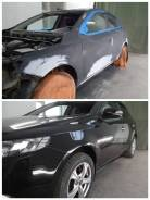Кузовной ремонт Покраска Рихтовка Полировка
