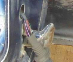 Крепление двери Toyota Sprinter Toyota Sprinter 1993, левое переднее
