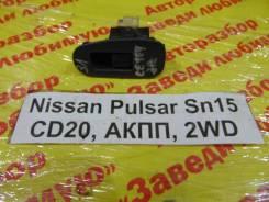 Кнопка стеклоподъемника Nissan Pulsar Nissan Pulsar 03.1997, левая задняя