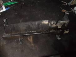 Дефлектор радиатора верхний Chevrolet Aveo T300