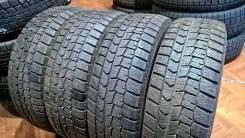 Dunlop Winter Maxx WM02. зимние, без шипов, 2017 год, б/у, износ 5%