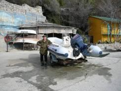 Продам Моторное судно Brig F500DE двигательYamaha 70л. с.