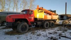 Урал 5557. ПБУ-2 Урал-4320 буровая установка с компрессором кВ 12/12 с Урб 2а2