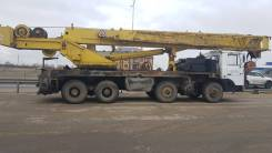 Ивановец КС-6973-А, 2006. Продам автокран КС 6973 -А 50 тонн МАЗ-МЗКТ, 47,00м.