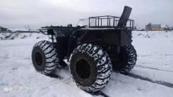 Квадроцикл, 2018. Снегоболотоход, 1 800куб. см., 500кг., 1 000кг.