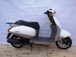 Honda Tact AF-51. 49куб. см., исправен, без птс, без пробега