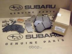 Колодки тормозные. Subaru: Impreza WRX, Forester, Impreza, Outback, Impreza WRX STI, XV, Exiga, Legacy B4, BRZ EJ255, EE20Z, EJ253, FA20, FB20, FB25...