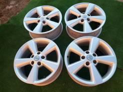 """""""17 оригинальные диски Nissan (Dualis, Xtrail, Juke) 5X114,3"""