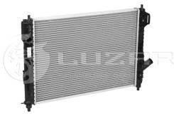 Радиатор двигателя Chevrolet AVEO (T250, T255) 1.4/1.6 автом. 2008-2012
