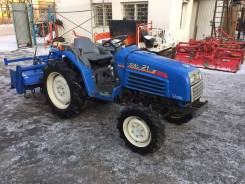 Iseki. японский трактор SIAL21 4WD БЕЗ Пробега, 21 л.с.