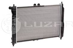 Радиатор двигателя Chevrolet AVEO (T250, T255) 1.4 механ. 2005-2008