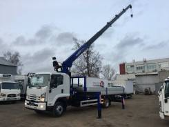 Isuzu Forward. FSR34ULP кран манипулятор DongYang SS1416 7т-18м, 7 700 куб. см., 7 000 кг., 4x2