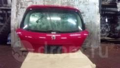 Задняя пятая дверь Peugeot 207