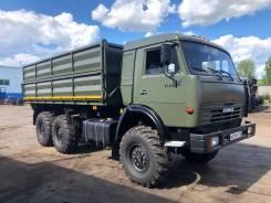 Камаз 43118 евро 2 военный с сельхозным кузовом, 2020