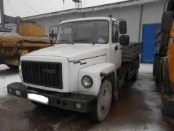 ГАЗ 3309. ГАЗ-3309 грузовик бортовой, 4 750куб. см., 4 650кг., 4x2