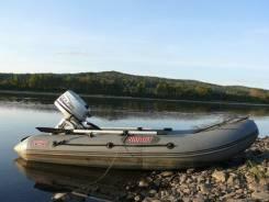 Лодка Посейдон смарт 290 бу, 2 поколения, качественная.