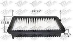 Фильтр воздушный A28007 Honda N-BOX/N-WGN Атмосферный 11-13 год