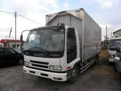 Isuzu Forward. Фургон бабочка , 5 200куб. см., 5 000кг., 4x2. Под заказ