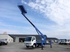 Isuzu Elf. Автовышка Isuzu ELF Truck, 4 600куб. см., 12,00м. Под заказ