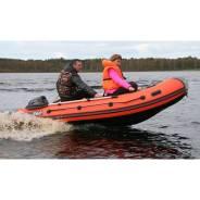Лодка надувная REEF Тритон 360НД