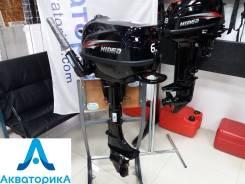 Лодочный мотор Hidea HDF 6HS с Баком от Официального дилера