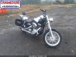 Harley-Davidson Dyna Super Glide Custom FXDC 27153, 2013
