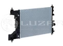 Радиатор двигателя Chevrolet Cruze (J300) 1.8 / OPEL Astra J 1.8