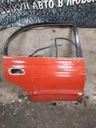 Дверь правая задняя Toyota Carina E AT 190, ST 190, CT 190