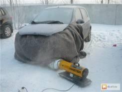 Отогрев авто, прикурить аккумулятор П-К и Елизово