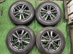 """№3862 Комплект колёс из Японии [Baikalwheels]. 6.5x16"""" 5x114.30 ET45"""