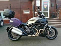 Ducati Diavel Strada. 1 200куб. см., исправен, птс, без пробега