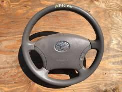 Руль в сборе с подушкой контрактный Toyota Camry ACV30