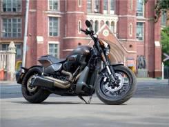 Harley-Davidson Softail. 1 866куб. см., исправен, птс, с пробегом