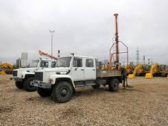 """ГАЗ-33081. БКМ-318 """"ГАЗ"""" - бурильно-крановая машина 2012г. в., 4 750куб. см."""