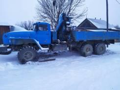 Урал 6930. КМУ 4т.
