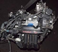 Двигатель Toyota 1KR-FE на Toyota IQ KGJ10